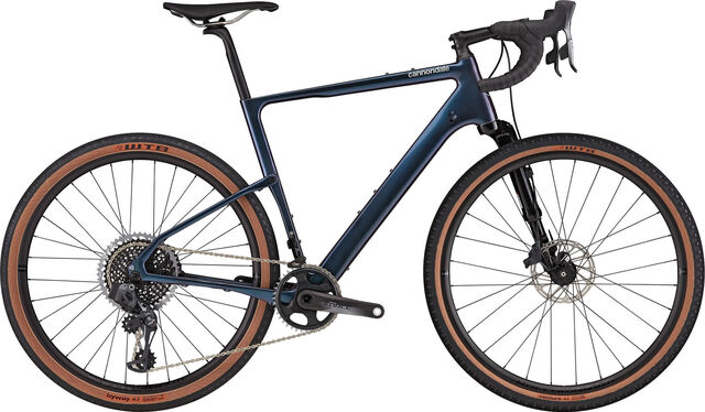 Cannondale Topstone Carbon Lefty 1 click to zoom image
